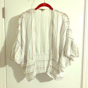 Gimmicks Short Sleeve Cardigan